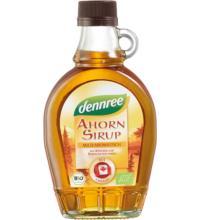 dennree Canadischer Ahornsirup, Amber Rich Taste, 250 ml Flasche