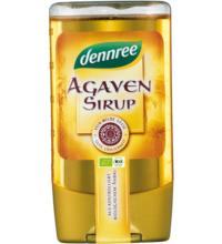 dennree Agavensirup, 180 ml Flasche