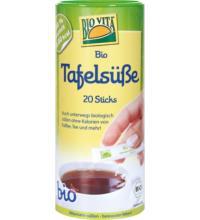 Bio Vita Erythrit Tafelsüße Sticks, 20x 4 gr Dose