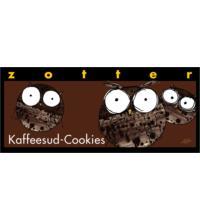 Zotter Kaffeesud Cookies Schokolade, 70 gr Stück