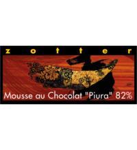 Zotter Mousse au Chocolat Piura Schokolade, 70 gr Stück