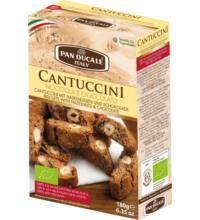 Pan Ducale Italy Cantuccini con Nocciole Cioccolato, 180 gr Packung