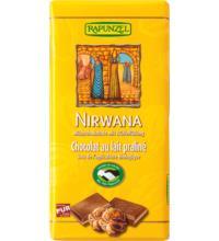 Rapunzel Nirwana Milchschokolade mit Trüffelfüllung HIH, 100 gr Stück