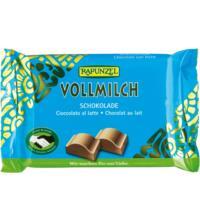 Rapunzel Vollmilch Schokolade HIH, 100 gr Stück