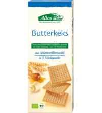 Allos Butterkeks, 150 gr Packung
