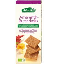 Allos Amaranth-Butterkeks, 150 gr Packung