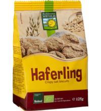 Bohlsener Haferlinge,  knuspriges Hafergebäck, 125 gr Packung