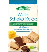 Allos Mini-Schoko-Kekse, 125 gr Packung