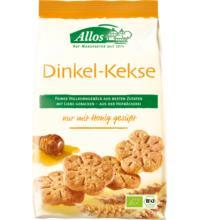 Allos Dinkel-Kekse, 125 gr Packung