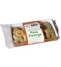Werz Reis-Zwerge Vollkorn-Kekse, 125 gr Packung -glutenfrei-