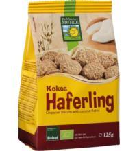 Bohlsener Kokos Haferlinge, 125 gr Packung
