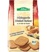 Allos Hildegards Dinkel-Kekse, 125 gr Packung