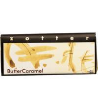 Zotter Butter-Karamell Schokolade, 70 gr Stück