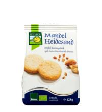 Bohlsener Mandel-Heidesand, 125 gr Packung
