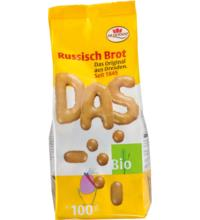 Dr. Quendt Russisch Brot, 100 gr Packung