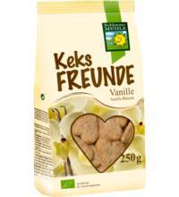 Bohlsener KeksFREUNDE Vanille, 250 gr Packung