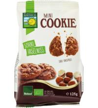 Bohlsener Mini Cookie Schoko Haselnuss, 125 gr Packung