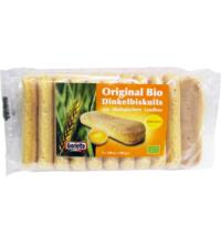 Giorietto Dinkel-Löffelbiskuits Orange, 200 gr Packung