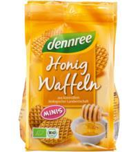dennree Mini - Honigwaffeln, 150 gr Packung