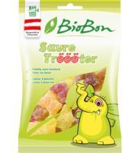 BioBon Saure Tröööter, 100 gr Packung -mit bio Gelatine-