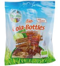 Ökovital Cola-Bottles mit bio Gelatine, 100 gr Packung