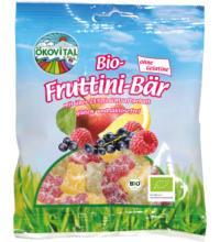 Ökovital Fruttini Bär ohne Gelatine, 100 gr Packung