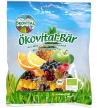 Ökovital Ökovital Bär mit bio Gelatine, 100 gr Packung