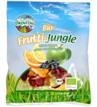 Ökovital Frutti Jungle mit bio Gelatine, 100 gr Packung