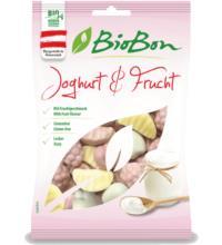 BioBon Joghurt & Frucht, 100 gr Packung