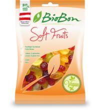 BioBon Soft Fruits, 100 gr Packung- ohne Gelatine-