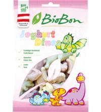 BioBon Joghurt Dinos, 80 gr Packung -mit bio Gelatine-