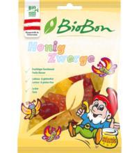 BioBon Honig Zwerge , 85 gr Packung-mit Gelatine-