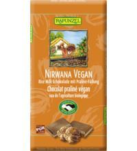 Rapunzel Nirwana Vegan HIH, Rice Milk Schokolade, 100 gr Stück