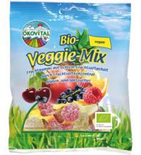 Ökovital Veggie-Mix ohne Gelatine, 100 gr Packung