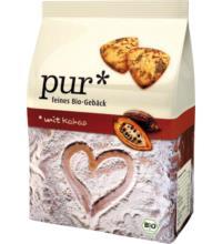 pur* Mürbegebäck mit Kakao, 225 gr Packung