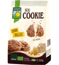 Bohlsener Mini Schoko Cookie Ingwer, 125 gr Packung