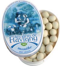 les Anis de Flavigny Pfefferminze Bonbon, 50 gr Dose