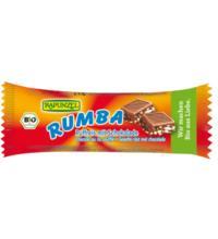 Rapunzel Rumba Puffreisriegel Vollmilch, 50 gr Stück