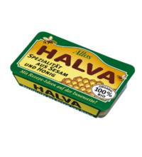 Allos Halva Honigspezialität, 75 gr Stück