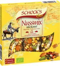 Schocks Nussmix Honig Riegel, 75 gr Packung