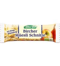 Allos Bircher Müsli Schnitte, 30 gr Packung