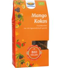 Govinda Mango-Konfekt, 120 gr Packung