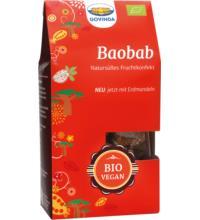 Govinda Baobab-Konfekt, 120 gr Packung