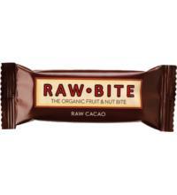 RAW BITE Fruchtriegel Cacao, 50 gr Stück