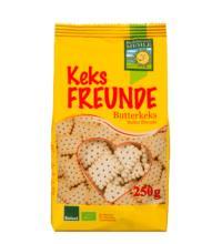 Bohlsener KeksFREUNDE Butterkeks, 250 gr Packung