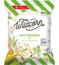 Wildcorn Popcorn Mid Sommar, 50 gr Packung