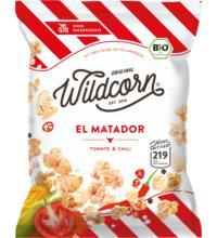 Wildcorn Popcorn El Matador, 50 gr Packung