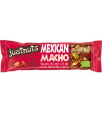 Justnuts Spicy Bar Mexican Macho, 30 gr Stück