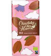 Klingele Milk Chocolate, 100 gr Packung