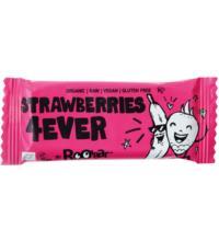Roo`Bar Rohkostriegel Cute Strawberry 4ever, 30 gr Stück